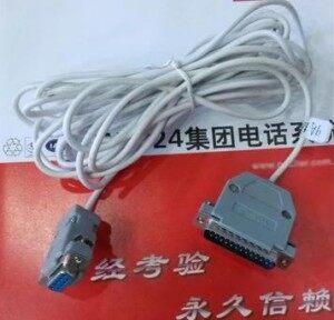 2,与微机的接口是标准rs232(9针串口)接口  3,com口(串口)数据线