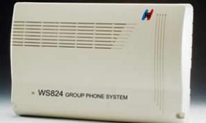 国威WS824-9A可扩容程控电话交换机(已经停产)升级成WS824-9H