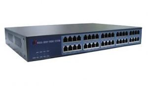 标准U网络机柜国威WS824-11型