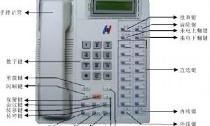 前台电话机,使用普通电话机可以对国威WS824的电话交换机进行系统编程吗?