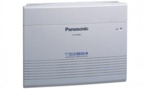 关于KX-TES824的分机号码一共是可以从100-499编程,修改分机号码