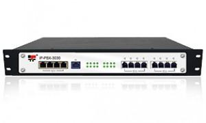 固网北京理想固网的一款产品;IP-PBX-3030-SIP,支持模拟外线网页管理