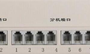 国威WS824-Q10快速编程的方法,修改分机号码,设置号码等级
