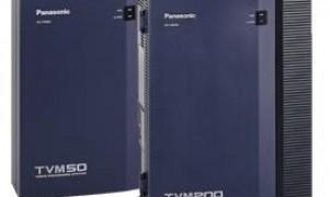 松下Panasonic-KX-TVM50/TVM200系列语音信箱,配合松下交换机可使用,可留言