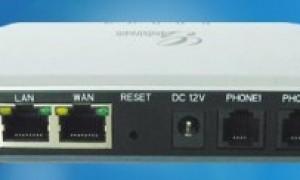 潮流HT502语音网关,VOIP和IPPBX都可使用它,SIP协议2个S端口
