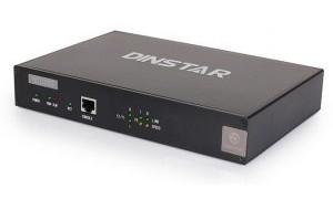 鼎信通达-MTG200针对Asterisk/Elastix/小型IPPBX中继网关设备