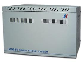 国威WS824-5D(1-2-3)型数字电话交换机