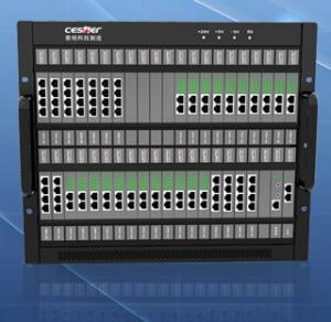 大型集团电话WS824-NSN9000M机架式10U数字程控电话交换机,深圳赛纳科技生产