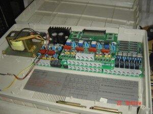 关于2013年的WS824-10主机升级了,老旧008C分机板8端口用不上了