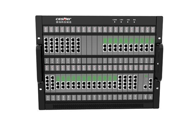 WS824-NSN9000Mi-最大408门动态组合,数字外线最大120外线280分机