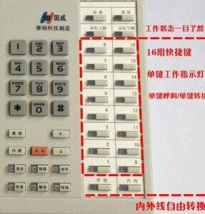 指定分机号码响铃,外线呼入后可以指定打入振铃的电话分机吗?