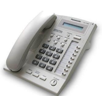 关于TDA200型的机器数字模拟混合板8端口的到底可接多少部纯数字电话机