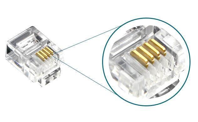 一个关于如何制作RJ11和RJ45电话网络水晶头的方法,详细做电话专用线的方法