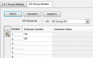 松下TDA200连接领域话务员-LW6100和LW6200都可用编程代码,TDE也可用