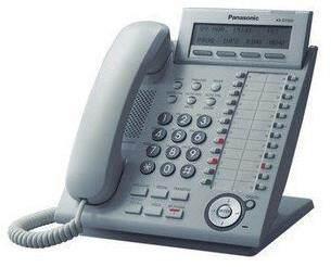 松下KX-DT333CN前台专业数字电话机,可配置TDA、TDE系列交换机主机
