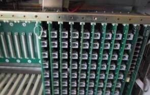 维修国威WS824(5A)型集团电话电脑话务员录放音问题,只录是不行的