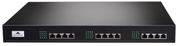 迅时新品OM80E的方案,最大支持168部IP分机,最大90路并发,智能、可录音