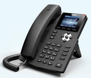 方位X3S-SIP电话机,可以和IPPBX配置后使用,云固话也可使用